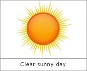 clearsunnyday
